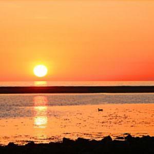 Фотообои Морской закат