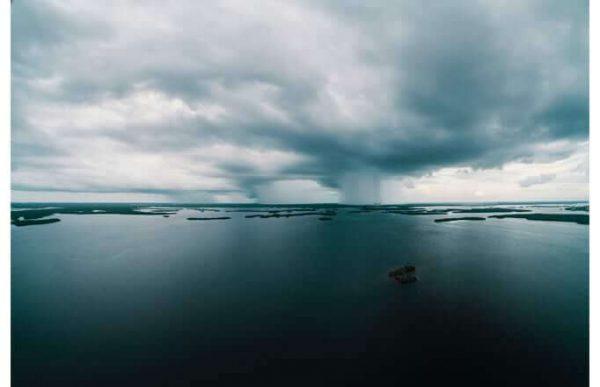 Фотообои Перед бурей