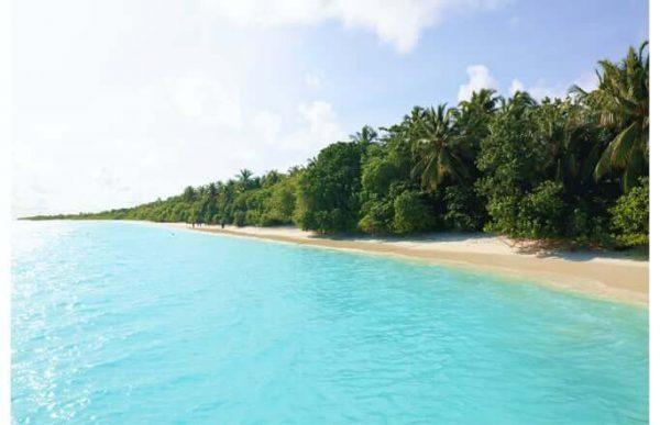 Фотообои Лазурный пляж