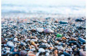 Фотообои Галька на берегу