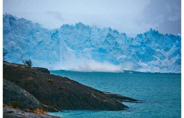 Фотообои Ледяная стена