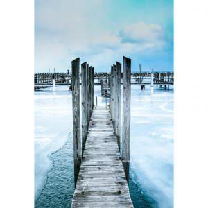 Фотообои Ледяной пирс