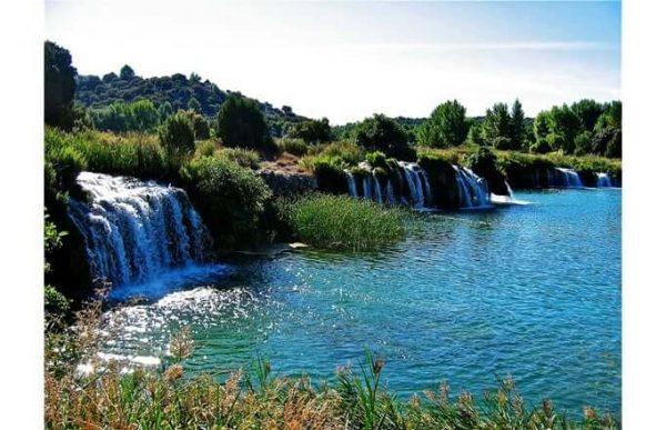 Фотообои Летний водопад