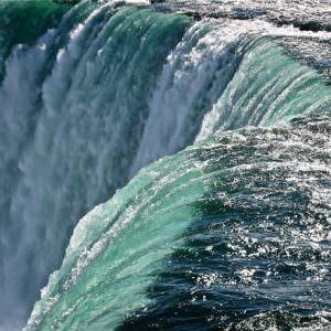 Фотообои Большой водопад