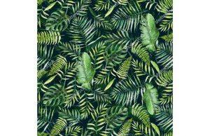 Фотообои Листья джунгли