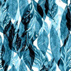 Фотообои Прозрачные листья