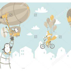 111001 Воздушные шары