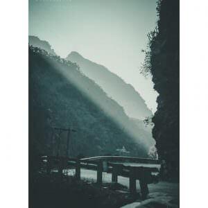 Фотообои Туманный сумрак