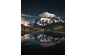 Фотообои Горное отражение