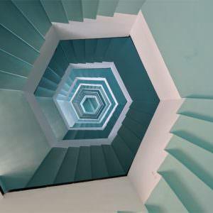 108006 Винтовая лестница