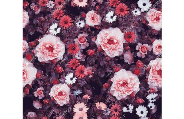 Фотообои Паттерн из роз