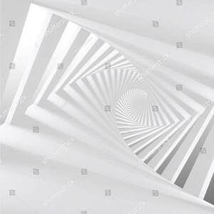 Фотообои Абстрактный тоннель
