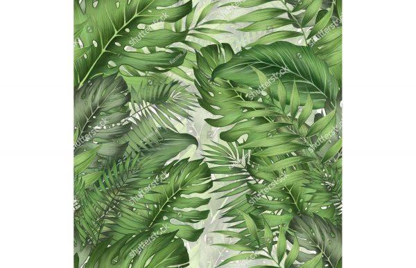 Фотообои Листья монстеры