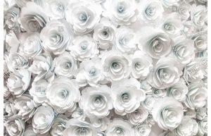 Фотообои Бумажные цветы