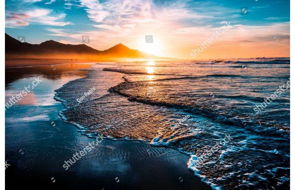 Фотообои Берег на закате