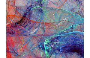 Фотообои Фрактальная абстракция