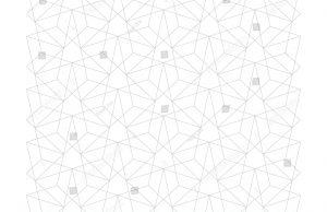Фотообои Геометрический узор