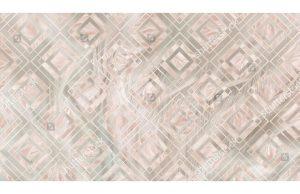 Фотообои Ромбы на матовом стекле