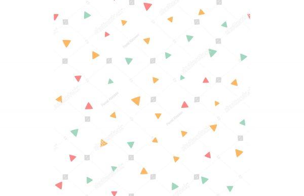 Фотообои Цветная геометрия