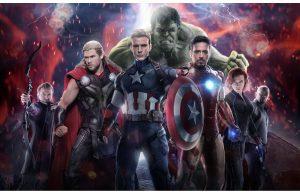 Фотообои Мстители: Война бесконечности