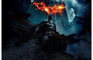 Фотообои Бэтмен навсегда
