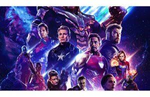 Фотообои Мстители на защите галактики