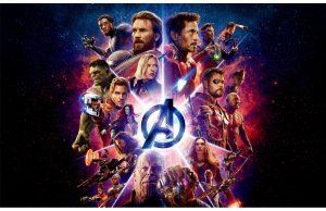 Фотообои Мстители Avengers