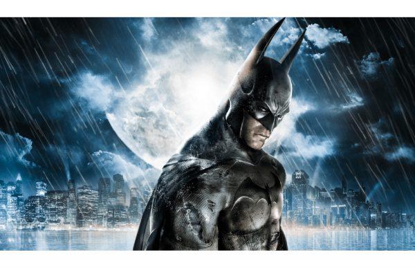Фотообои Бэтмен. Ночь в Готтеме