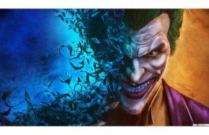 Фотообои Двуличие Джокера