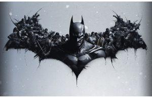 Фотообои Знак Бэтмена