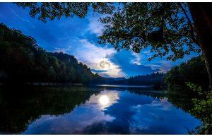 Фотообои Ночное небо