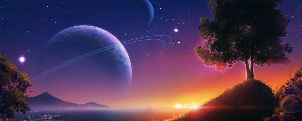 Фотообои Мечты о космосе