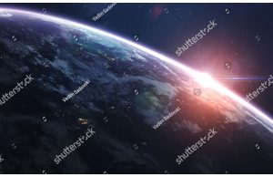 Фотообои Проблеск солнечного луча
