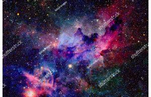 Фотообои Туманность Андромеды