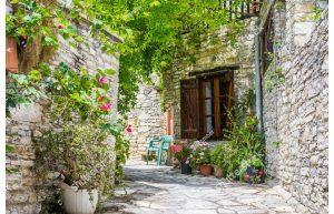 Фотообои Уголок на Кипре