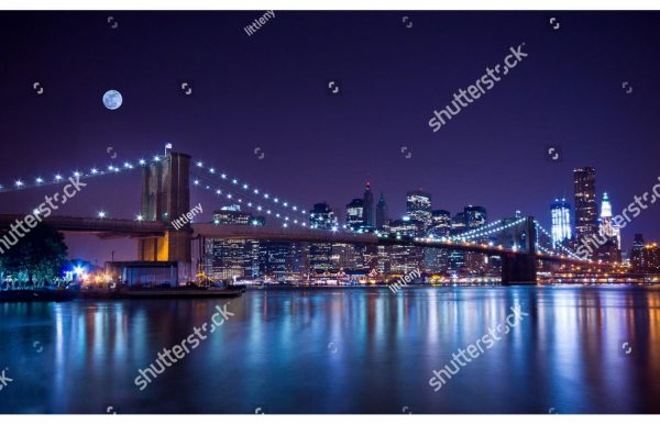 Фотообои Бруклинский мост
