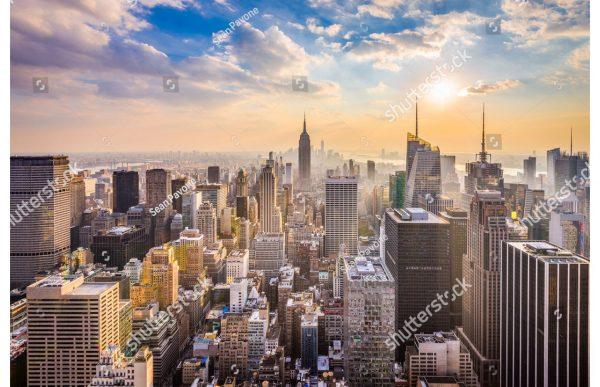 Фотообои Горизонт Нью-Йорка
