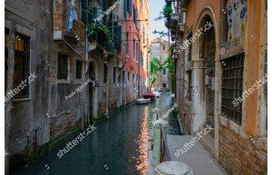 Фотообои Улочки Венеции