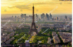 Фотообои Вид сверху. Париж