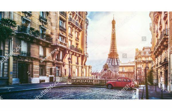 Фотообои Почувствуй Францию
