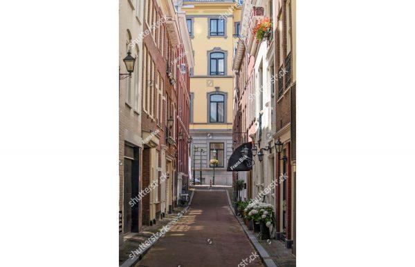 Фотообои Европейская улочка