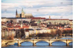 Фотообои Городской пейзаж. Прага