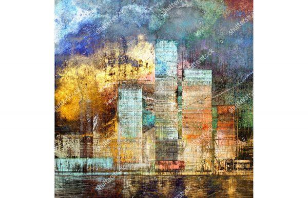 Фотообои Арт-фреска панорама