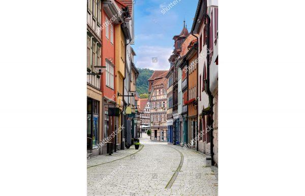 Фотообои Переулок Европы