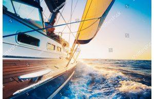 Фотообои Яхт-клуб