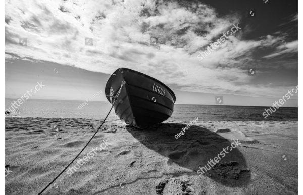 Фотообои Старая лодка