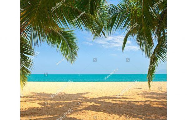 Фотообои Умиротворяющий пляж