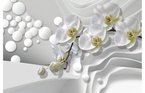 Фотообои Орхидеи 3D