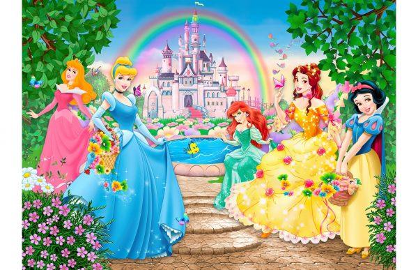 Фотообои Встреча принцесс